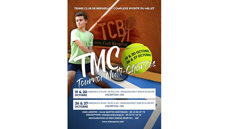 Mathieu Roy vainqueur du tournoi TMC !